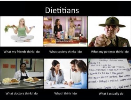 Five things I love about being a dietitian