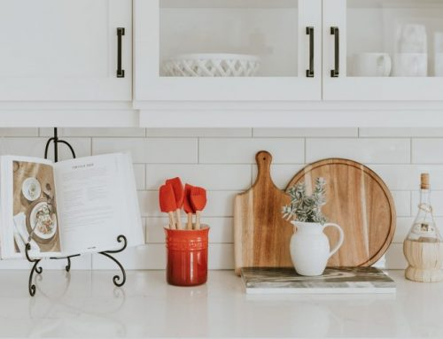 How to spring clean your kitchen and kick start your healthy habits?